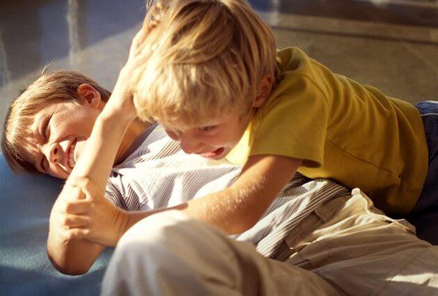 Агрессивность в дошкольном возрасте картинки