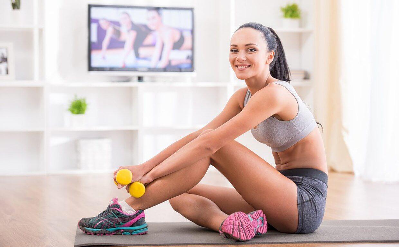 Гимнастика Поможет Похудеть. Лучшая гимнастика для быстрого похудения