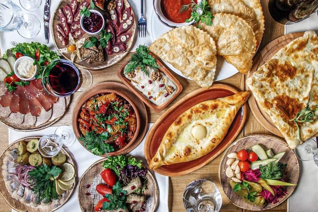 еда в грузии которую обязательно надо попробовать купить кухню