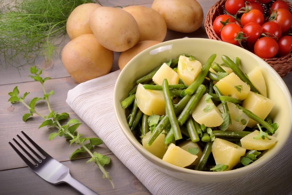 Картошка при диете для похудения