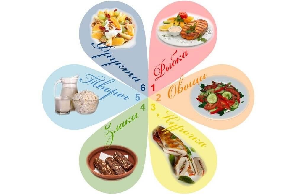как правильно выйти из диеты 6 лепестков